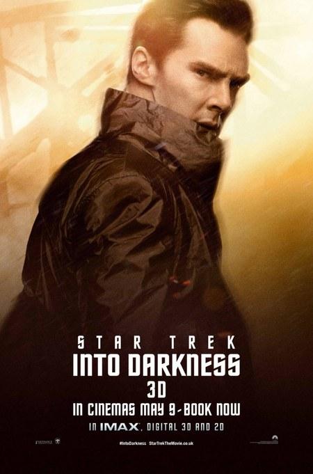 Star Trek Into Darkness 2013 Review Musings Reviews